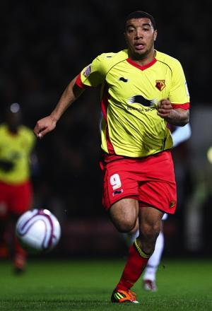 Deeney makes playing return following his release from prison