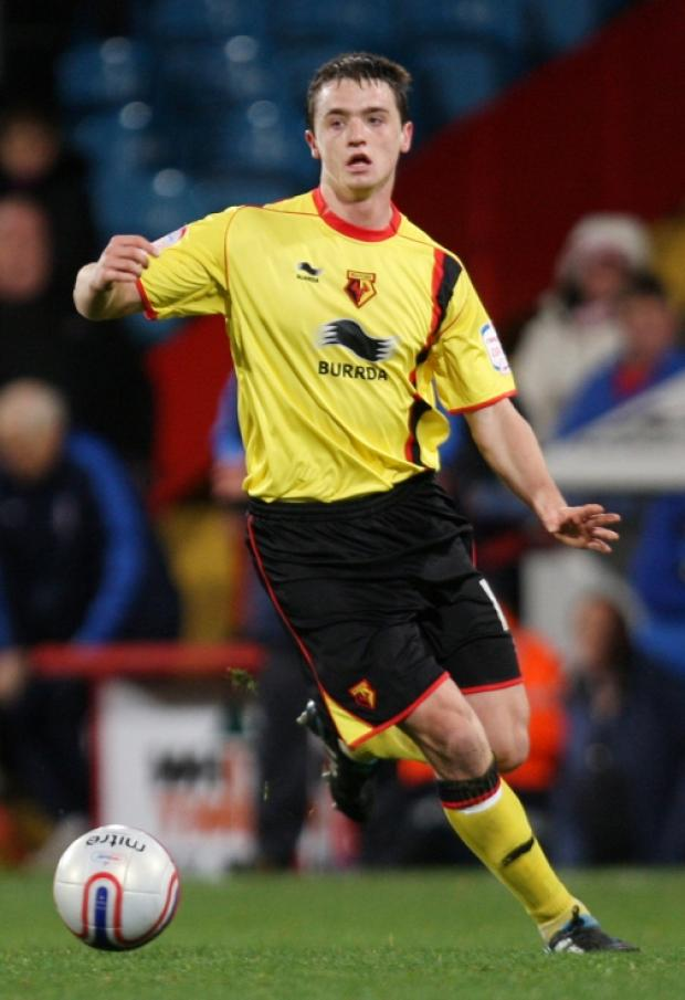 Watford Observer: Stephen McGinn has signed a new one-year deal with the Hornets. Picture: Action Images