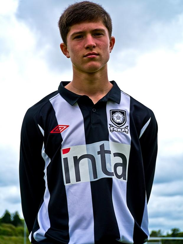 Kings Langley's new kit