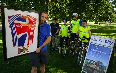 Cycling campaign launched