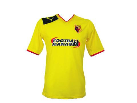 What do you think of Watford's new home shirt?