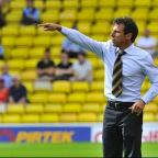 Watford boss Gianfranco Zola is confident about his side's chances this season: Simon Jacobs
