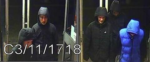 Police release CCTV images following thefts