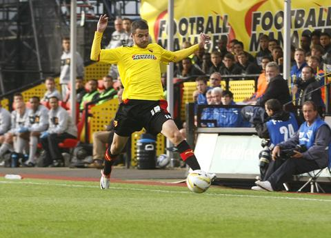 Daniel Pudil is among the loanees Watford want to sign permanently. Picture: Holly Cant