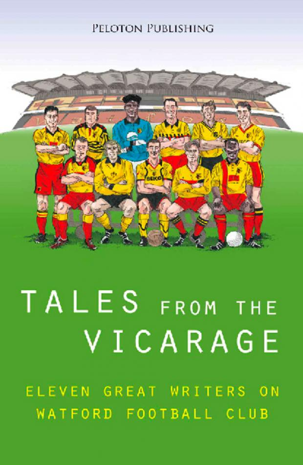Eleven writers team up for Watford FC book