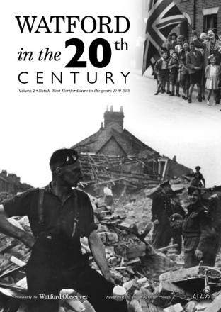 Watford in the 20th Century Volume 2: Out next week.