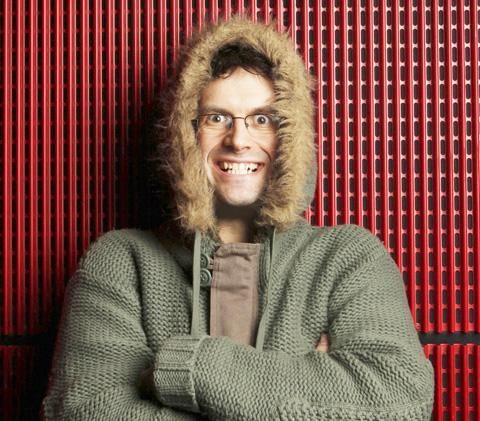 Marcus Brigstocke brings his show to the Beck Theatre