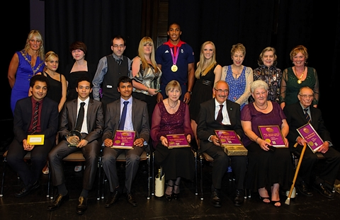 Every one's a winner at Watford awards ceremony