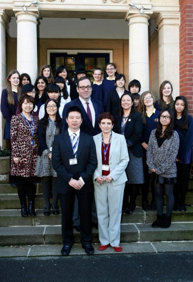 Pupils from Watford and China come together 'as a family' after taking part in exchange project