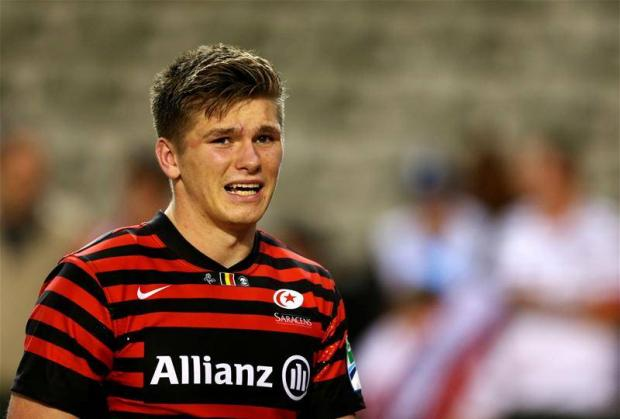 Owen Farrell could be one of those affected (Picture: Action Images)