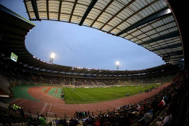 Saracens played Racing Metro in Brussels (Picture: Action Images)
