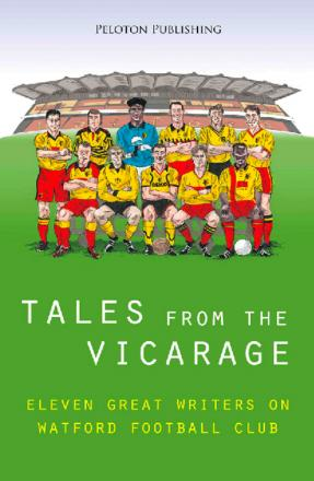 Book review for Tales from the Vicarage