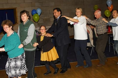 Watford Mencap holds charity event