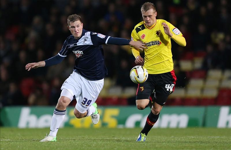 After a slow start, Joel Ekstrand performed well last night. Picture: Action Images