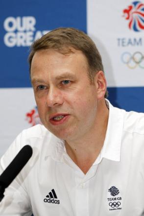 British Olympic Association chief executive Andy Hunt. Picture: Action Images
