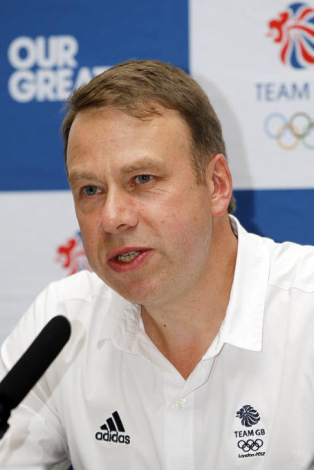 Watford Observer: British Olympic Association chief executive Andy Hunt. Picture: Action Images