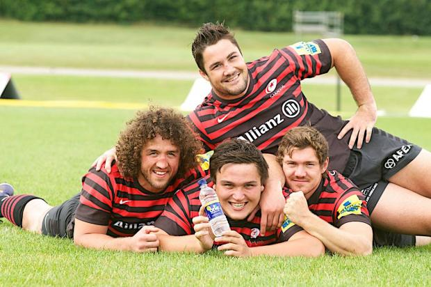 Chance of a lifetime for young rugby starlets