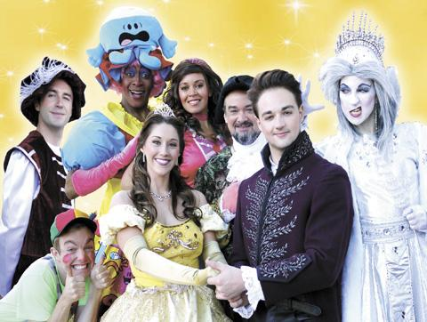 Beauty and the Beast is coming to the Radlett Centre