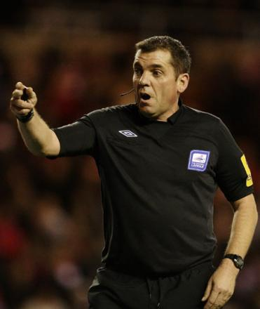 Phil Dowd. Picture: Action Images