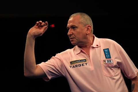 Mark Walsh was eliminated from the World Championship by Wes Newton: Action Images