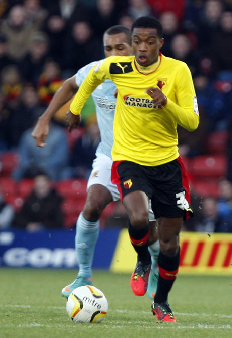 Nathaniel Chalobah. Picture: Holly Cant