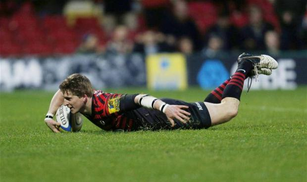 David Strettle (Picture: Action Images)