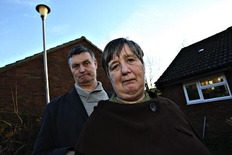 "Robin and Eileen Venn ""were left in the dark"" for more than two months"