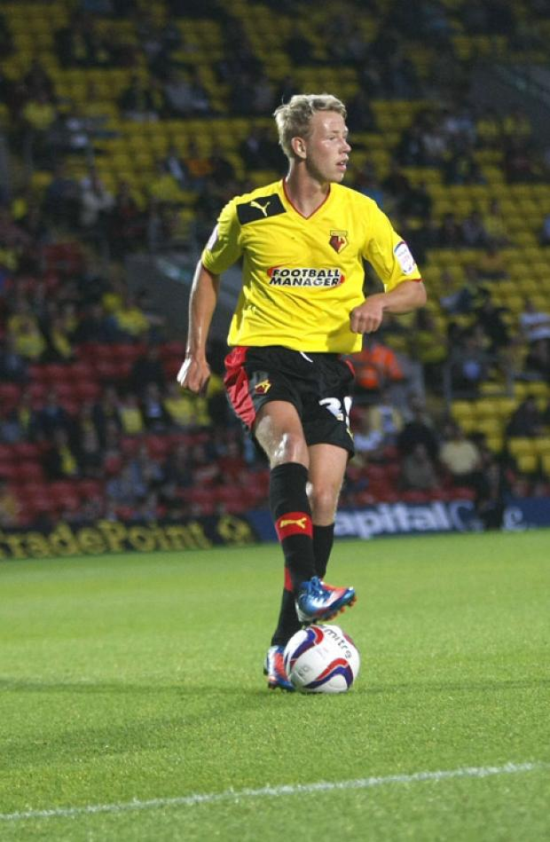 Watford Observer: Watford allow Thompson to join Southend on a free