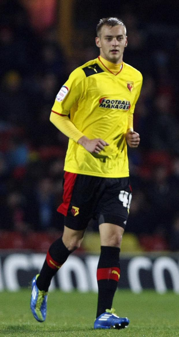 Watford Observer: Joel Ekstrand. Picture: Holly Cant