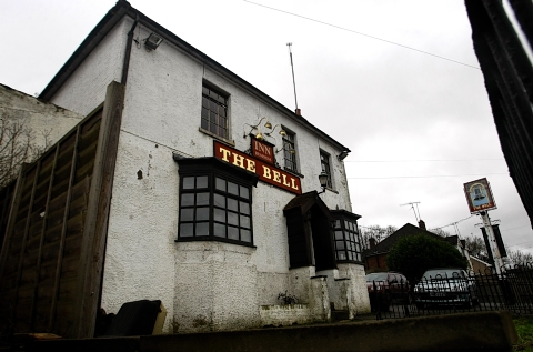 Ex-offender denied pub role