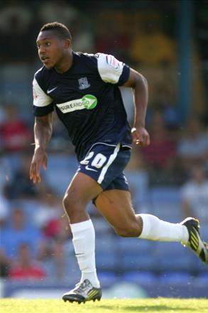 Assombalonga on loan at Southend United. Picture: Action Images