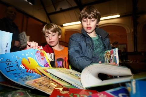 School charity jumble sale to raise cash for activities