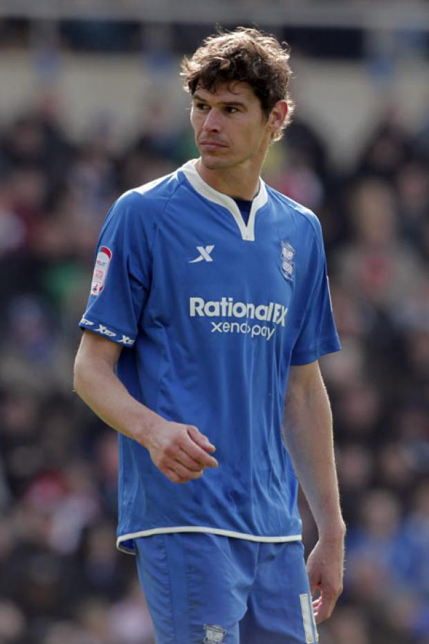 Dropped: Nikola Zigic. Picture: Action Images