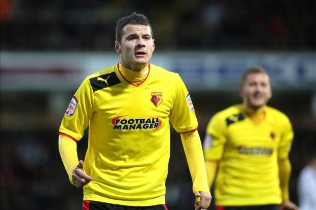 Watford Observer: Pudil may miss the Hornets game against Derby on Saturday. Picture: Action Images