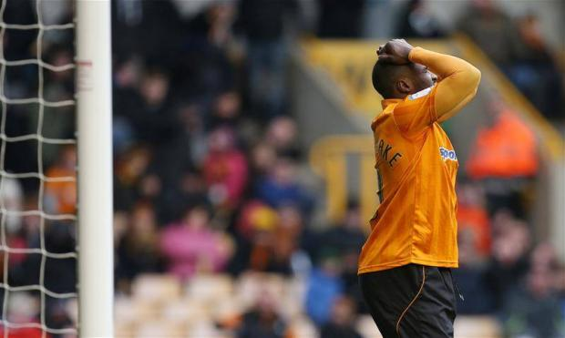 Wolves have not won a league game this year (Picture: Action Images)