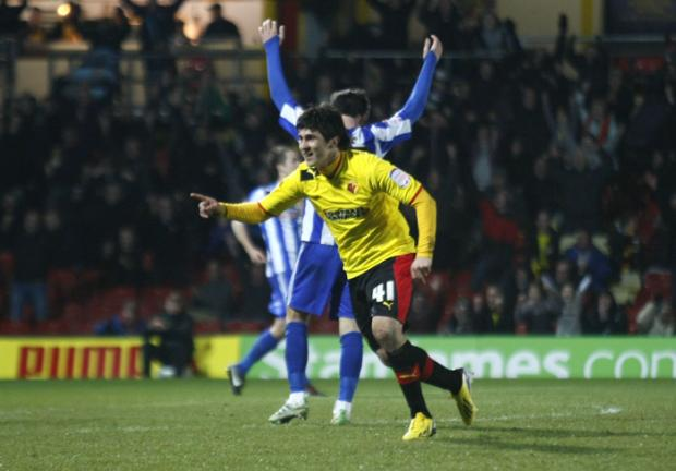 Fabulous Forestieri fires Hornets back to second