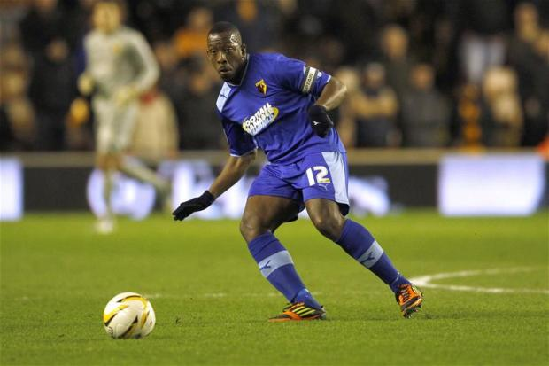 Lloyd Doyley. Picture: Action Images