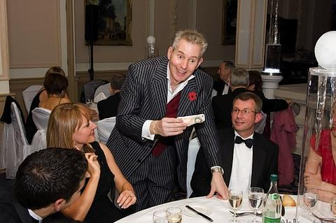 Watford man named best close-up magician by Magic Circle