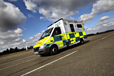 Regulator demands improvement from ambulance trust