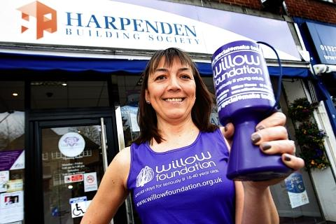 Radlett woman will run marathon for charity's special days out