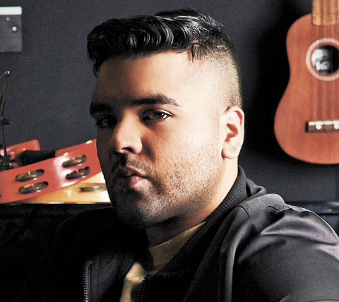 Make beats not war: naughty boy joins forces with lynx for new music project!