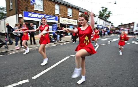 Full steam ahead for Abbots Langley Carnival