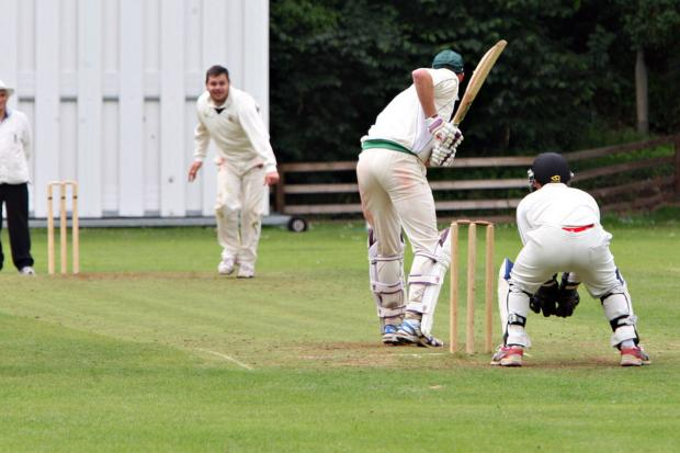 Langleybury Fourths fell to defeat against Boxmoor Thirds