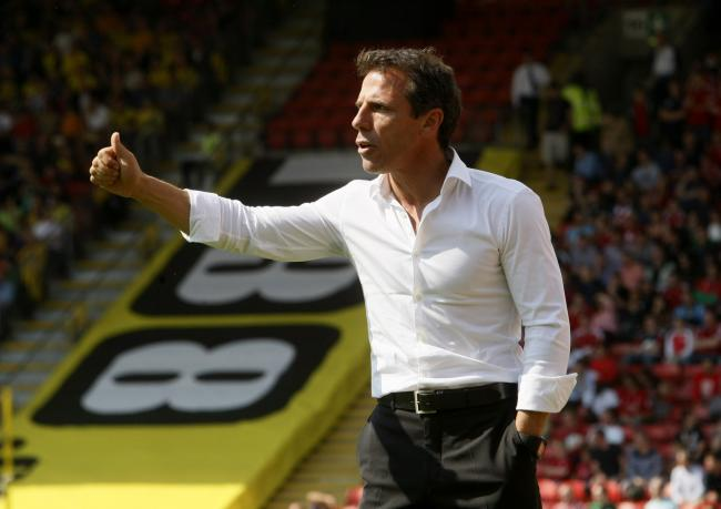 Zola says Watford need to improve defensively