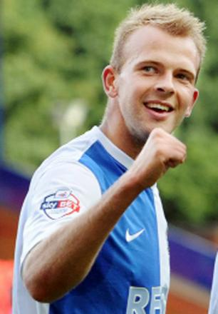 Jordan Rhodes will be a major threat against the Hornets: Action Images