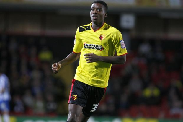 Nathaniel Chalobah enjoyed a successful loan spell at Watford last season. Picture: Holly Cant