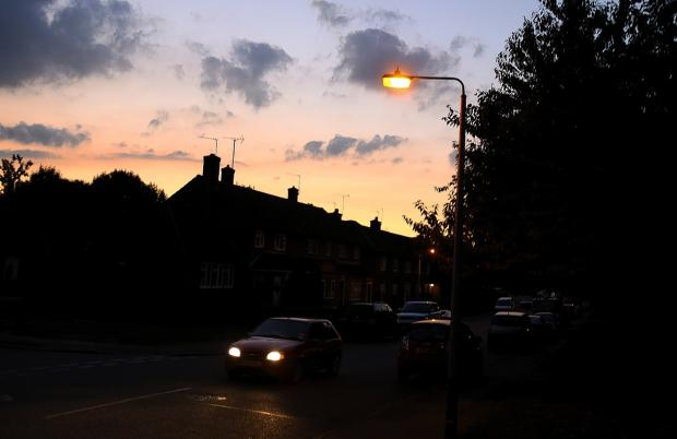 Streetlight switch-off scheme a bright idea