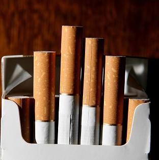 Watford Observer: Health warnings covering 65% of cigarette packs are to be introduced and menthol cigarettes banned under new EU rules approved today