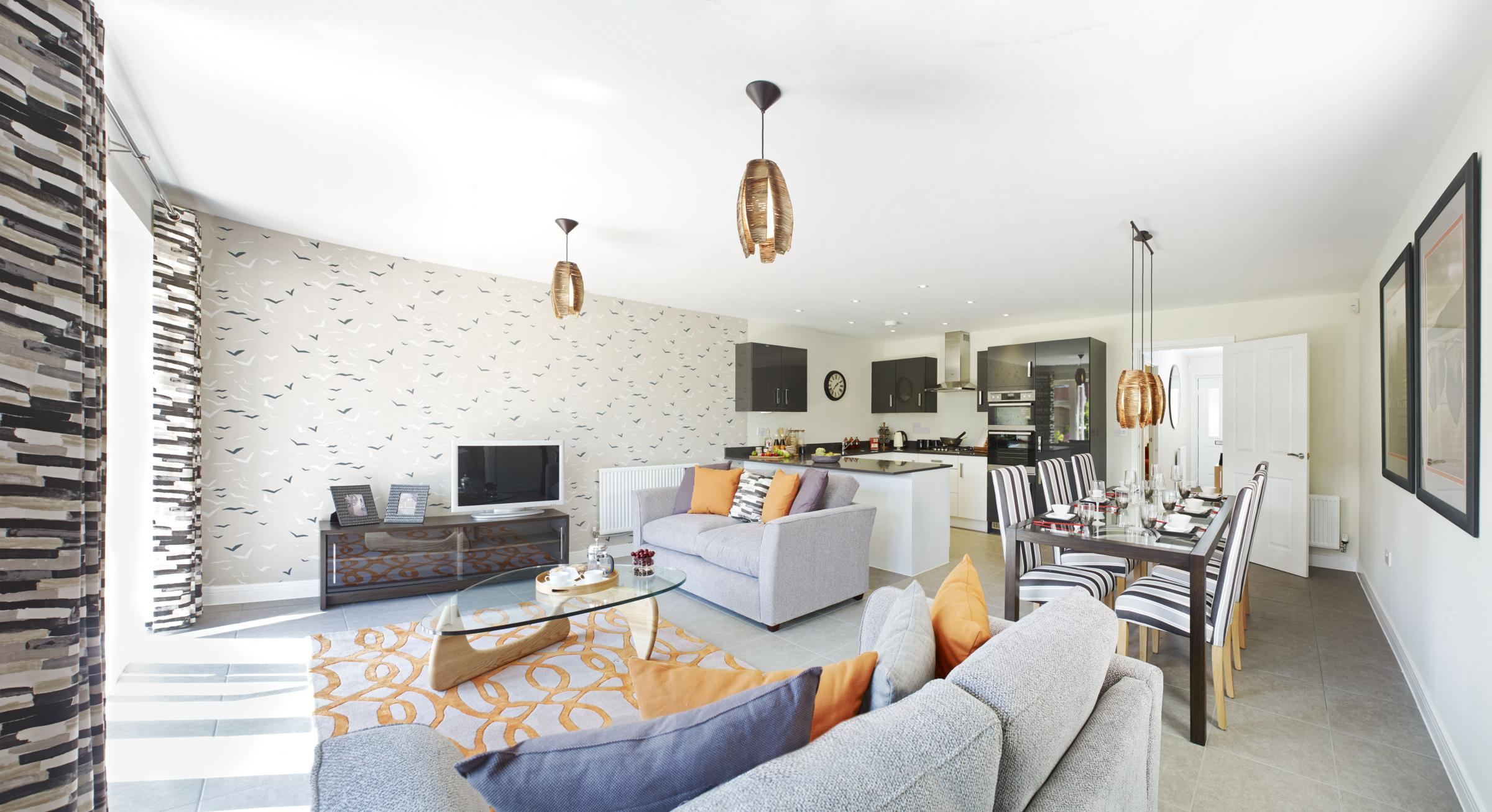 Bellway Homes 2 Bedroom Apartment. 2 bedroom ex showhome by bellway ...