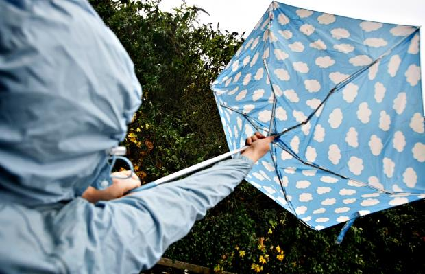 Warning of heavy rain and wind across south west Hertfordshire